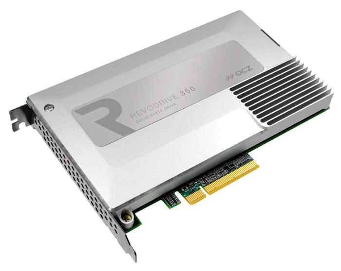 Los nuevos SSD OCZ RevoDrive 350 alcanzan una velocidad de 1800 MB/s , Imagen 1
