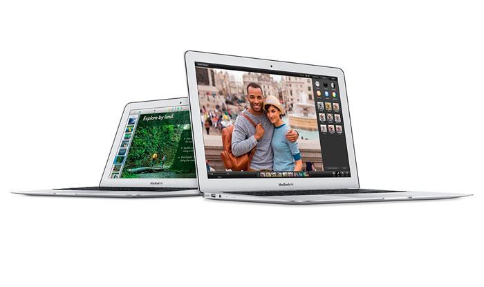 Apple aumenta ligeramente la potencia del MacBook Air y le rebaja el precio, Imagen 1