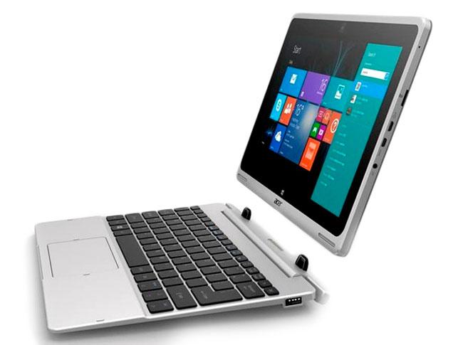 Acer apuesta por el formato convertible en su nuevo Acer Aspire Switch 10, Imagen 1
