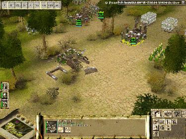 Praetorians Beta, Fotos e Info, Imagen 1