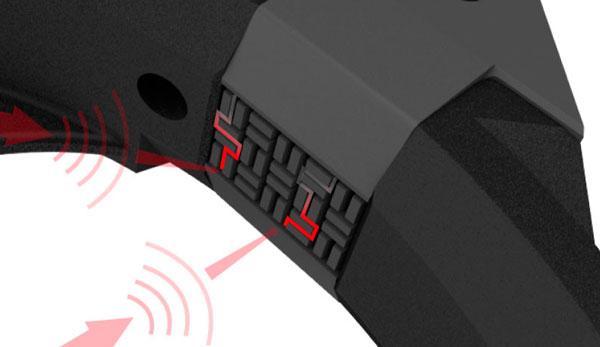 Los ventiladores AeroCool Dead Silence integran distintos elementos para minimizar el ruido, Imagen 3