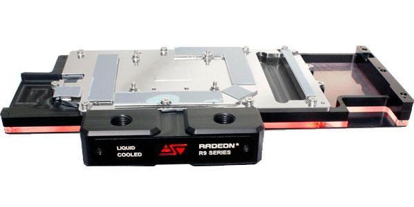Las Radeon R9 reciben su ración de refrigeración líquida con el Swiftech Komodo R9-LE, Imagen 3