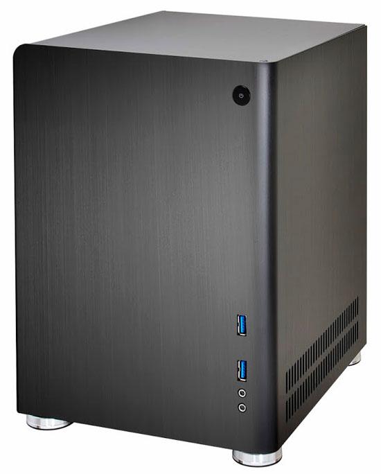 Llega la torre Lian Li PC-Q01 para sistemas compactos mini-ITX, Imagen 2