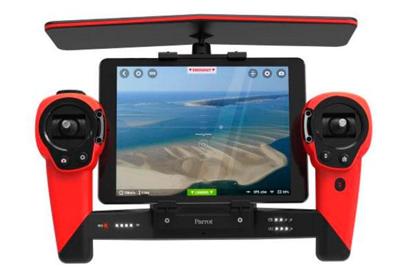 Parrot presenta un nuevo drone con soporte para Oculus Rift y cámara de 14 MP, Imagen 2