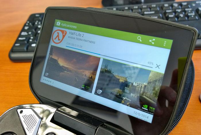 Half-Life 2 y Portal, disponibles en Android para la Nvidia SHIELD, Imagen 1