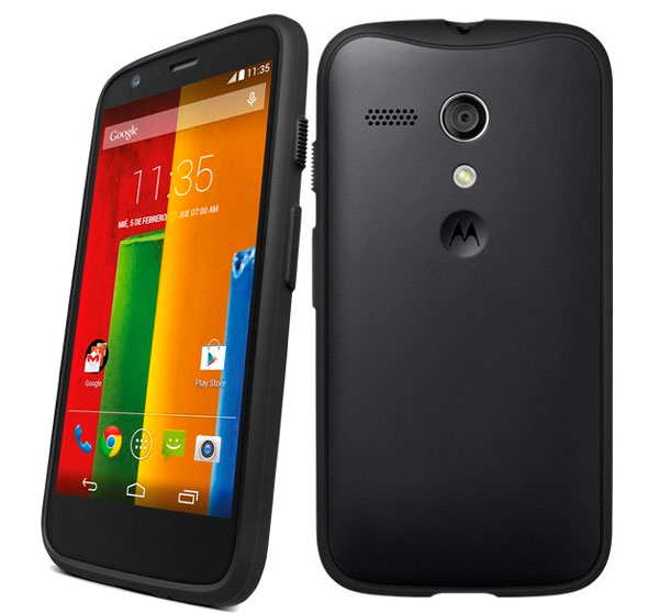 Motorola lanza su nuevo Moto E por tan solo 120 Euros, Imagen 1