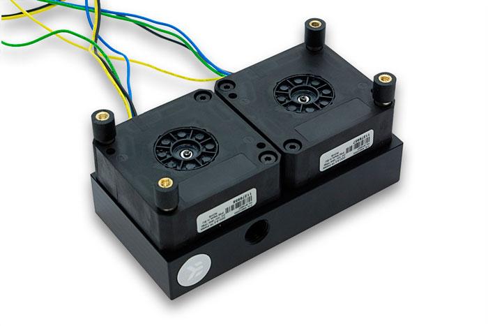 EK lanza un nuevo sistema de bombas duales para refrigeración líquida, Imagen 2