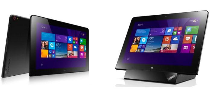 El nuevo Lenovo ThinkPad 10 mantiene la apuesta por tablets convertibles con Windows, Imagen 3