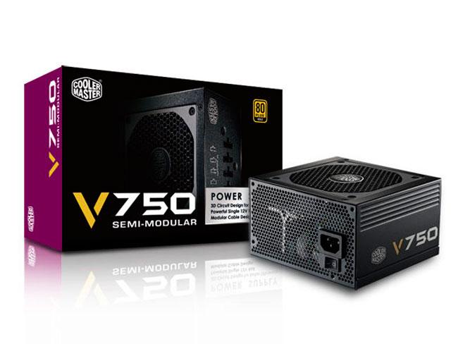 Llegan las nuevas fuentes semi-modulares Cooler Master VSM, Imagen 1
