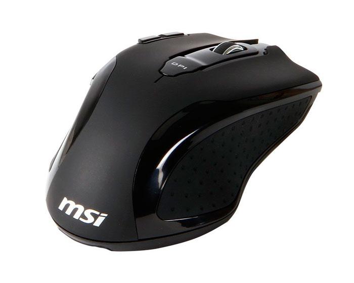 MSI amplía su familia de de periféricos Gaming Series con el nuevo ratón W8, Imagen 1