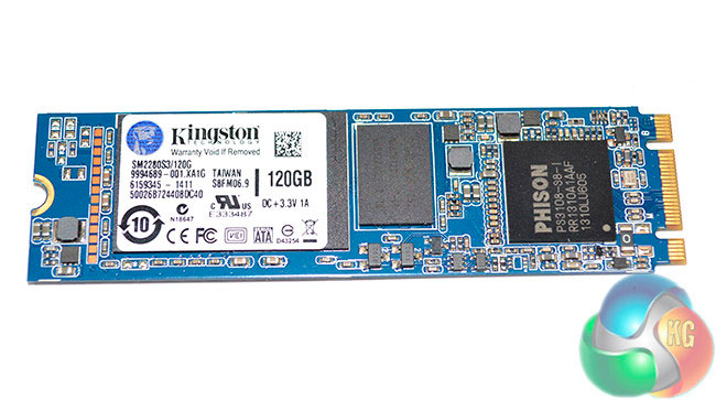Kingston apuesta por los SSD M.2 con interfaz SATA, Imagen 2