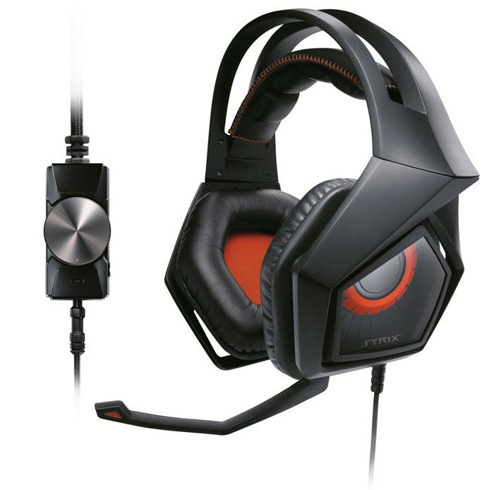 La reciente gama STRIX de ASUS se amplía con unos nuevos auriculares gaming, Imagen 1