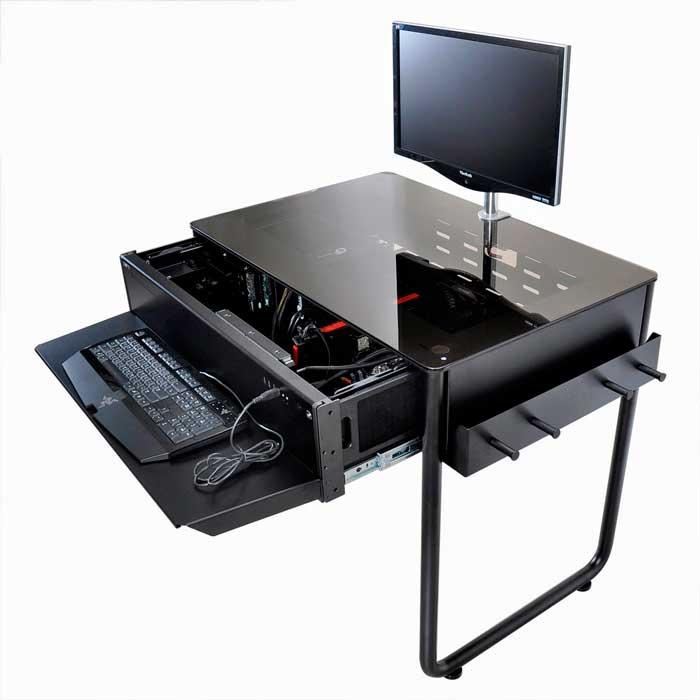 Llegan dos nuevas torres de PC integradas en escritorios de Lian Li, Imagen 1