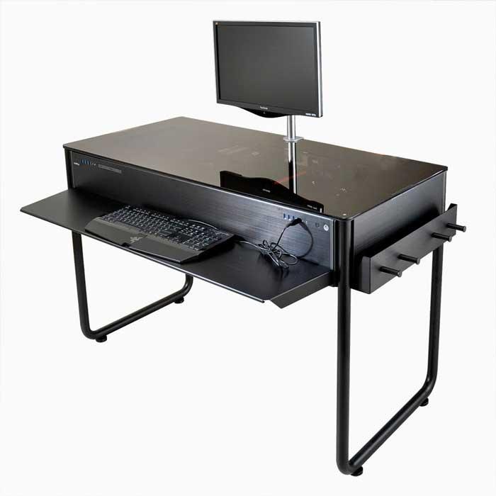 Llegan dos nuevas torres de PC integradas en escritorios de Lian Li, Imagen 2