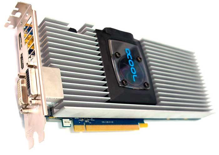 AlphaCool prepara un bloque de refrigeración líquida para las R9 280X, Imagen 1