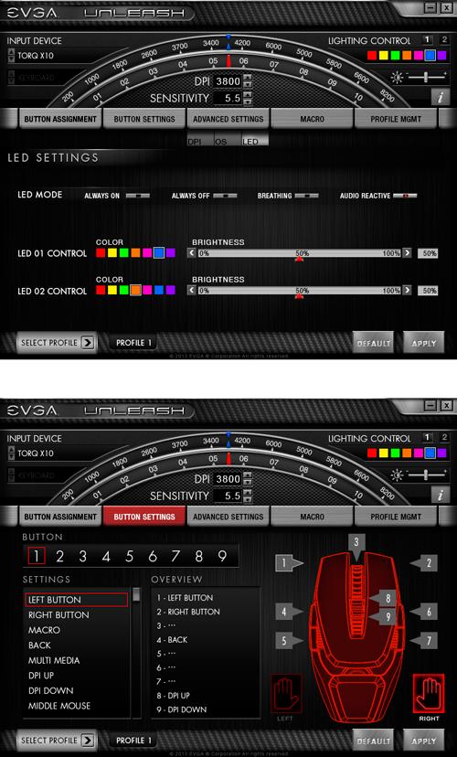 Ya disponible para reservar el ratón gaming EVGA TORQ X10 , Imagen 2
