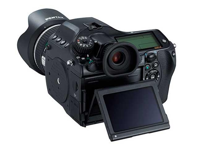 La PENTAX 645Z  llegará en junio con su sensor de 51,4 Megapíxeles , Imagen 2