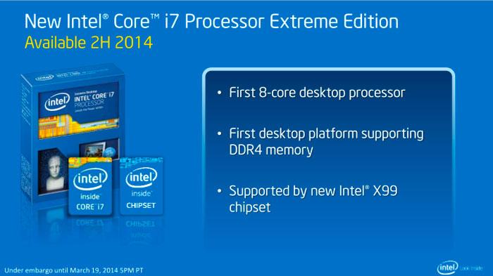 Nuevas informaciones apuntan a que el  Intel Core i7-5960X tendrá 8 núcleos, Imagen 2