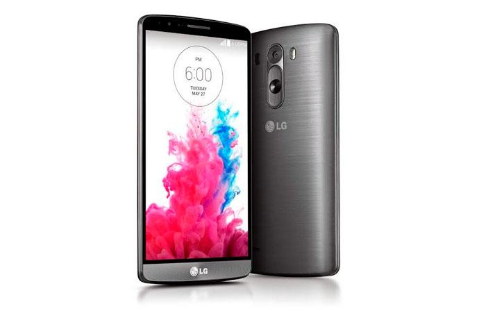 Llega oficialmente el LG G3, Imagen 1