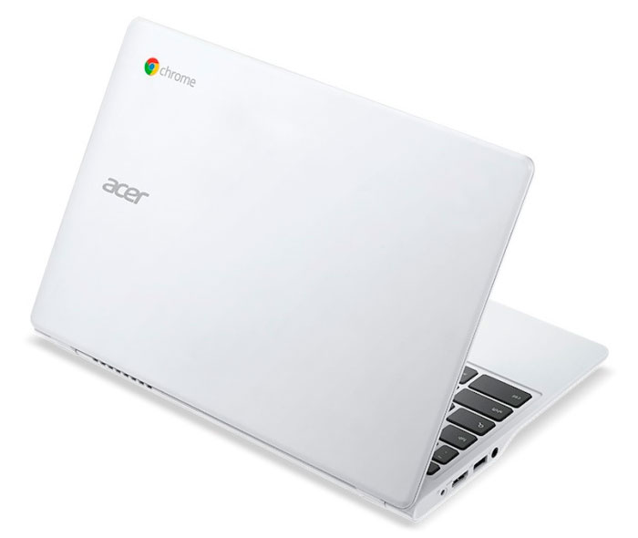 ACER lanza el Chromebook C720 en España, Imagen 1