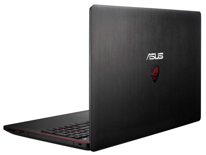 ASUS le hace un lifting a su gama de portátiles ROG con el nuevo G550JK, Imagen 2