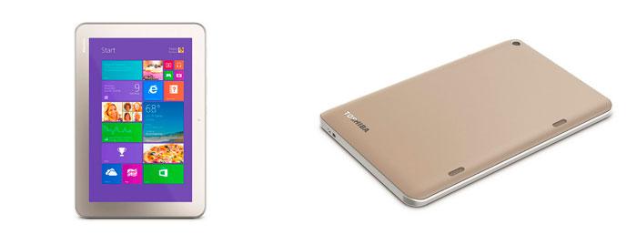 Toshiba también va a por el mercado de tablets económicas con sus Encore 2, Imagen 1