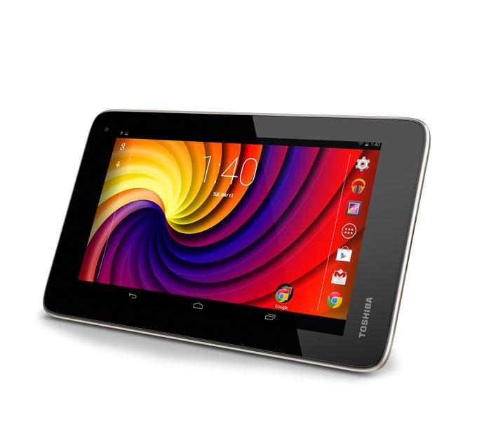 Más tablets económicas de Toshiba, ahora con Android, Imagen 1