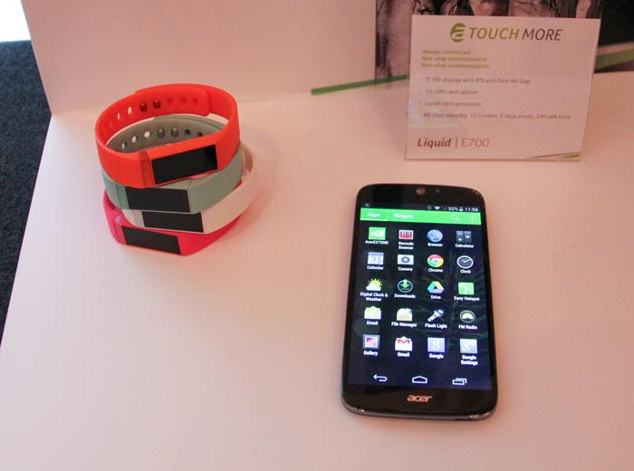 ACER presenta tres nuevos smartphones de la gama Liquid, Imagen 1