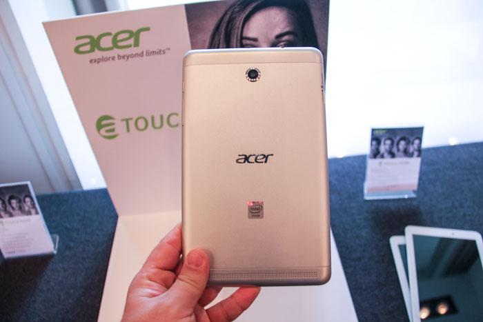 ACER Iconia Tab 8: un tablet Full HD por menos de 200 Euros, Imagen 2