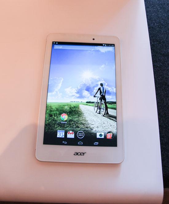 ACER Iconia Tab 8: un tablet Full HD por menos de 200 Euros, Imagen 3