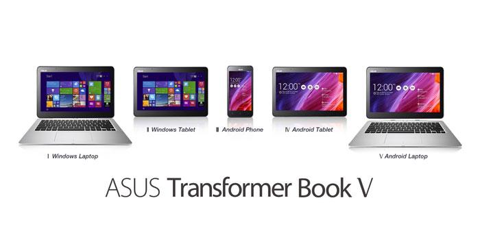 ASUS Transformer Book V, el híbrido definitivo, Imagen 2