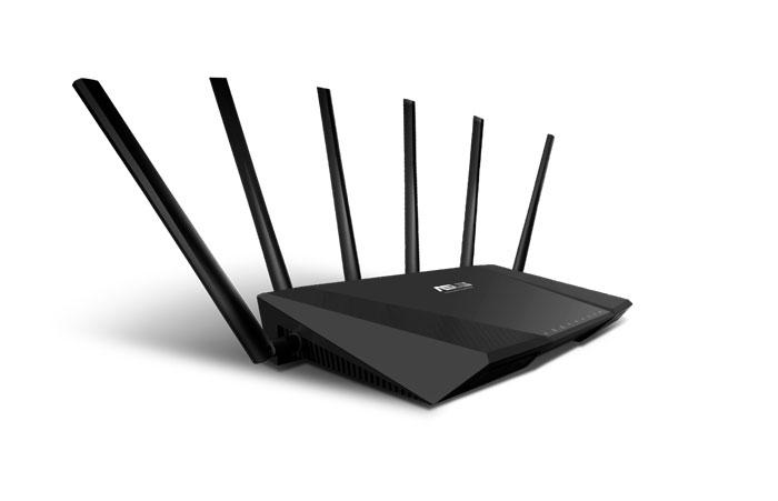 ASUS RT-AC3200, un router capaz de alcanzar 3.200 Mbps, Imagen 1