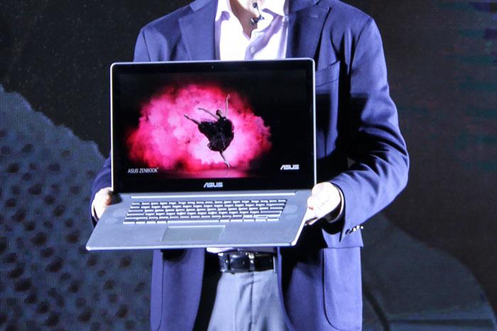 ASUS Zenbook NX500, potencia en formato Ultrabook con pantalla 4K, Imagen 1