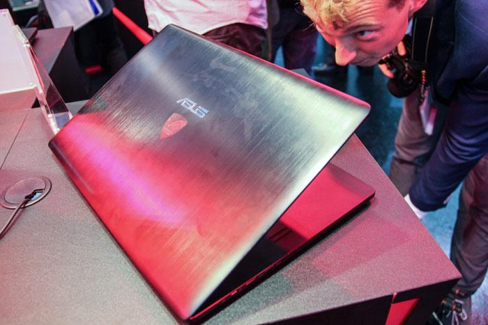 ASUS ROG GX500, un ultrabook gaming con una GTX 860M y 19 mm de grosor, Imagen 3