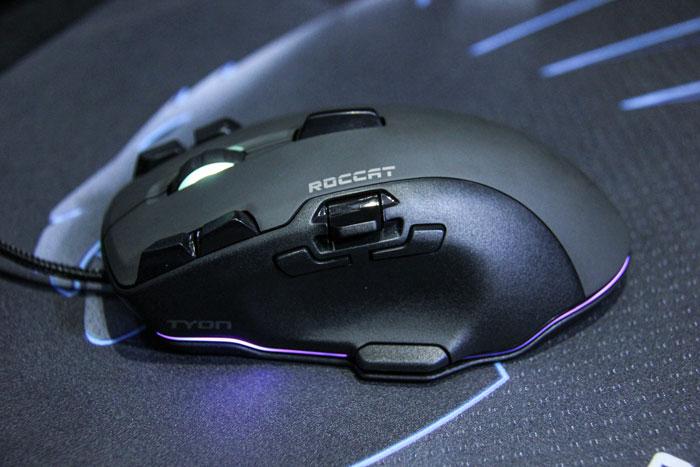 ROCCAT Tyon, ratón gaming con 16 botones configurables, Imagen 2