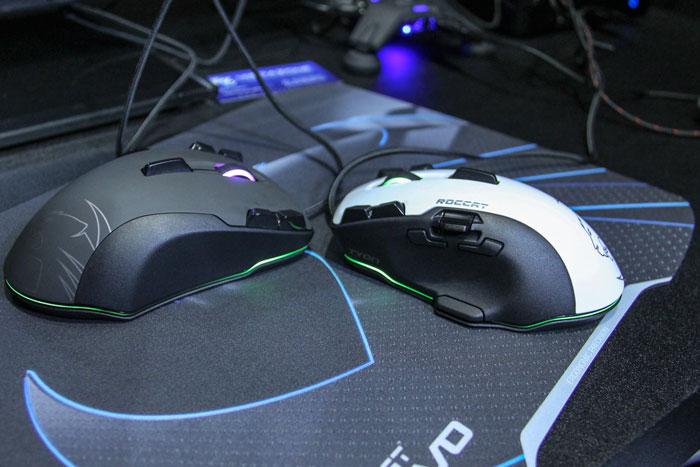 ROCCAT Tyon, ratón gaming con 16 botones configurables, Imagen 3