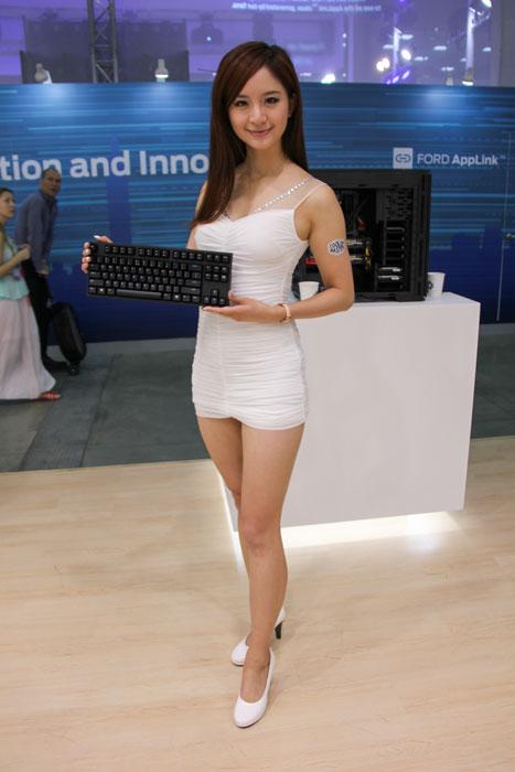 Cooler Master Novatouch TKL, un teclado con interruptores híbridos, Imagen 1
