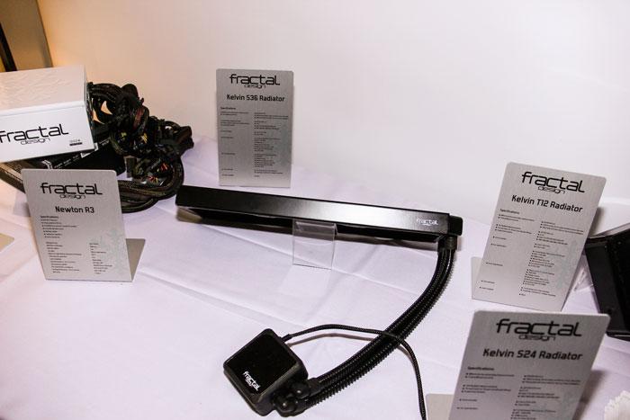 Fractal Design se atreve con una refrigeración líquida de radiador triple, Imagen 1