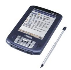 Toshiba PocketPC e400 y e800, Imagen 2
