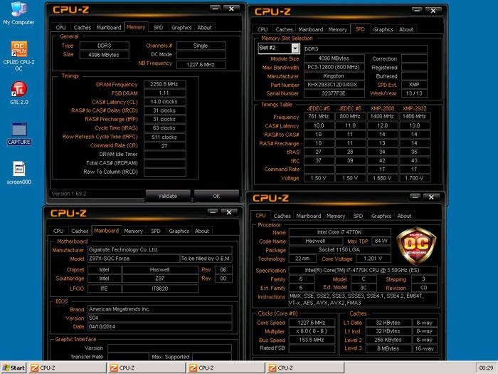 Gigabyte y Kingston HyperX baten el récord mundial de overclock de memoria DDR3, Imagen 2