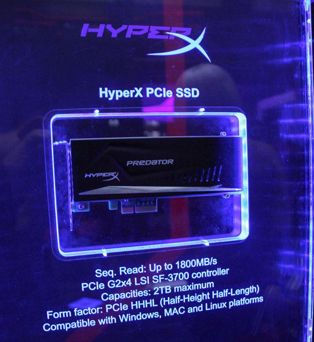 Kingston HyperX Predator, otro SSD ahora en formato PCIe x4, Imagen 1