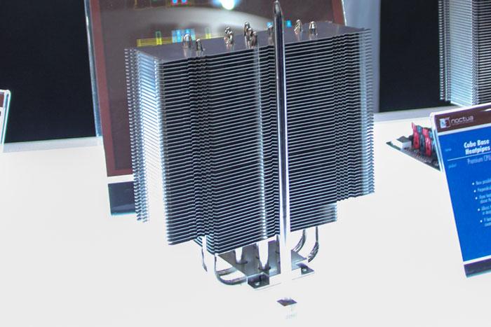 Noctua muestra sus innovaciones en el Computex 2014, Imagen 1
