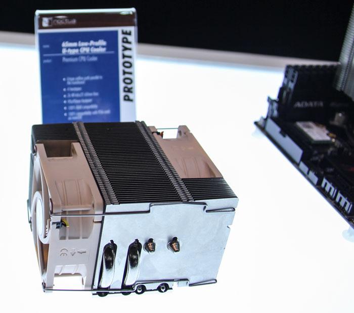 Noctua muestra sus innovaciones en el Computex 2014, Imagen 3