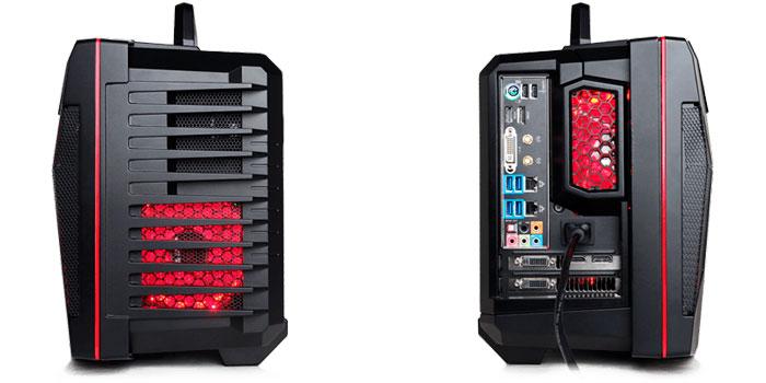 CyberpowerPC FANG Battlebox, un PC de gama alta dentro de un maletín, Imagen 3