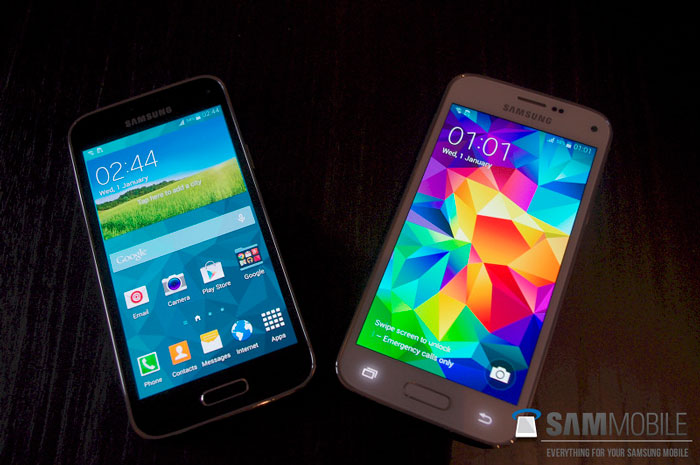 Filtradas las especificaciones y primeras imágenes del Galaxy S5 Mini, Imagen 1