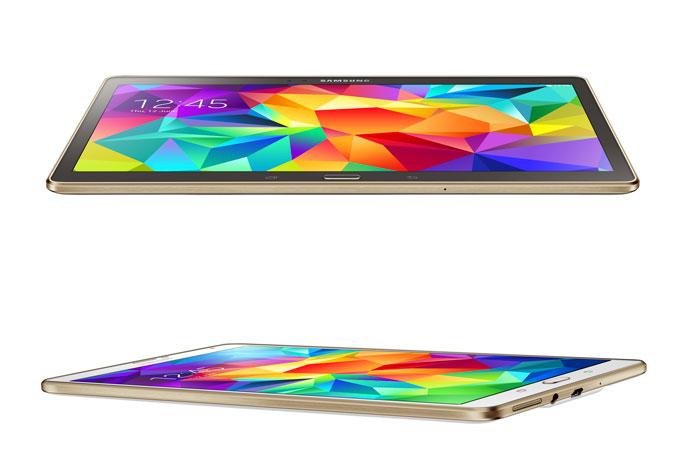 Samsung lanza los nuevos Galaxy Tab S con perfil ultrafino y resolución WQXGA, Imagen 3