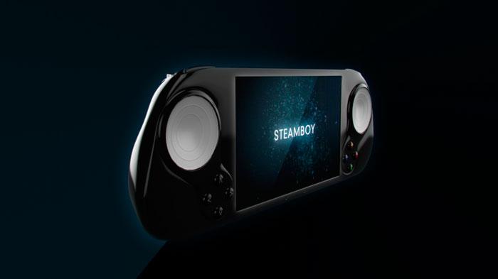 SteamBoy, una Steam Machine de bolsillo, Imagen 1