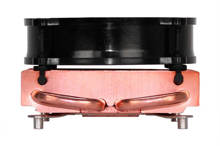 Thermolab lanza dos nuevos disipadores de cobre con perfil bajo , Imagen 1
