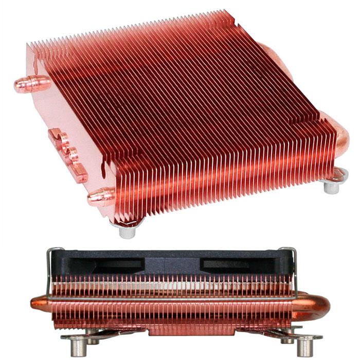 Thermolab lanza dos nuevos disipadores de cobre con perfil bajo , Imagen 3