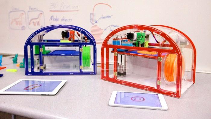Desarrollan una impresora 3D para los más pequeños, Imagen 1